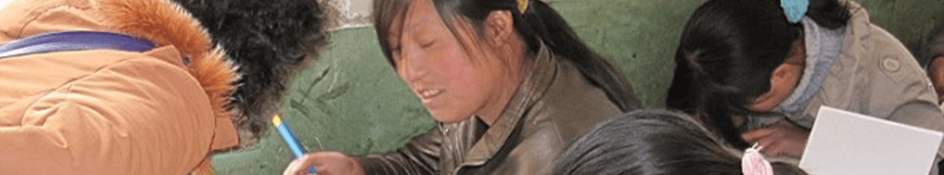 ProLiteracy International Program, China