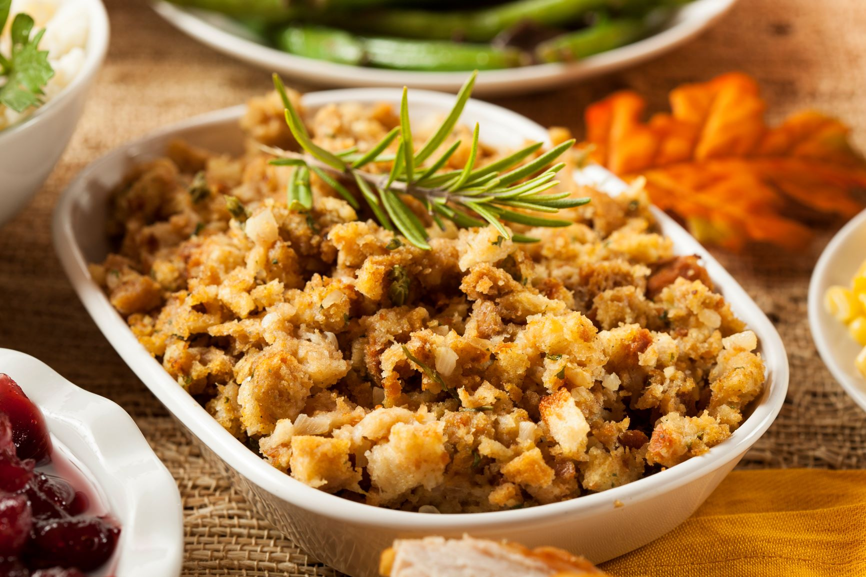 THanksgiving stuffing