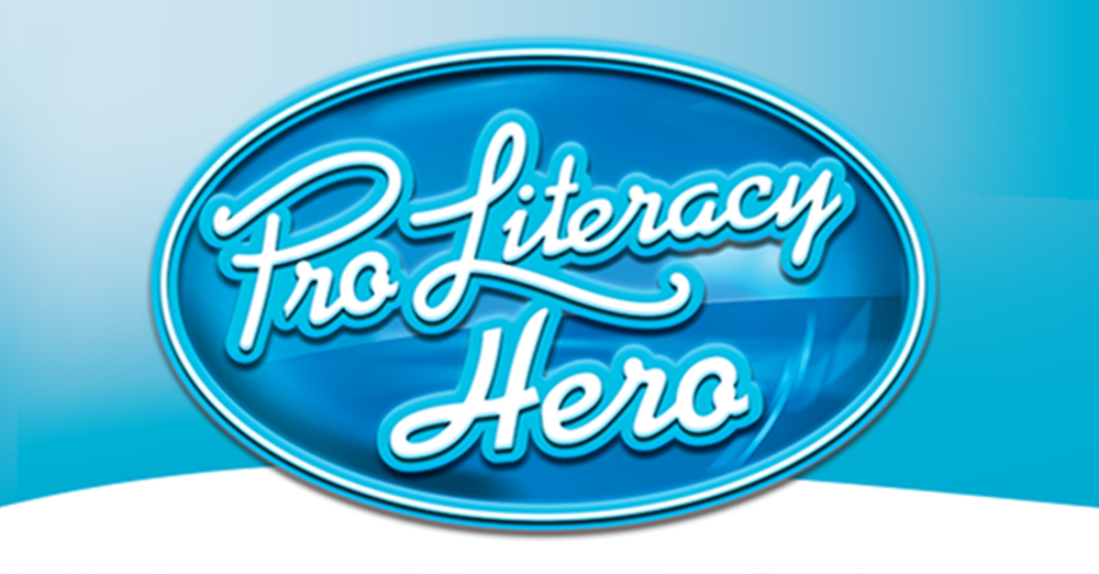 ProLiteracy Hero