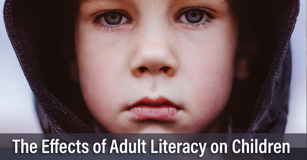 ProLiteracy Blog on the affects of parents' literacy on their children.