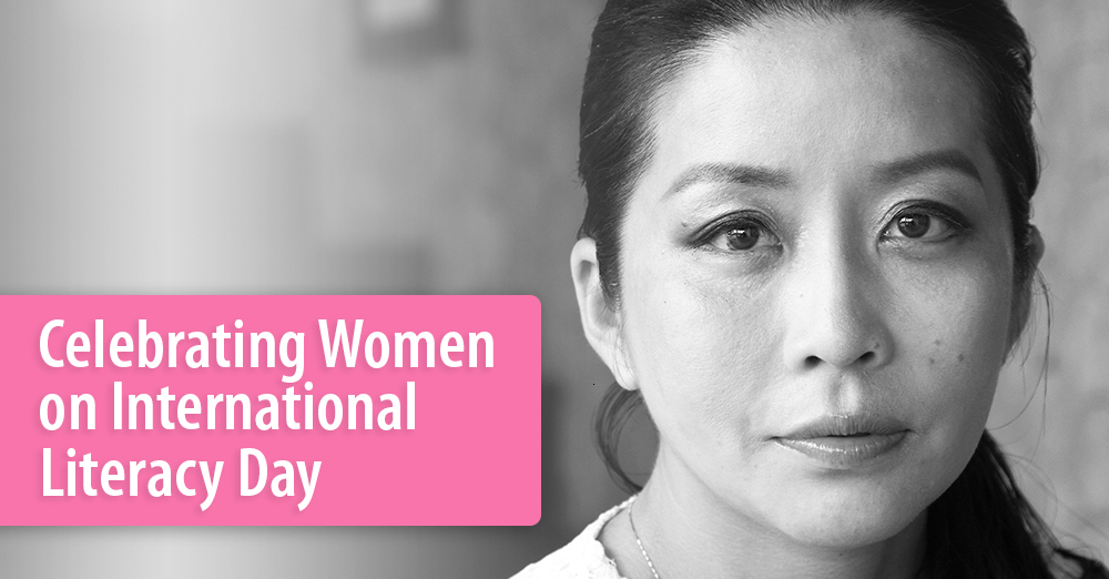 Celebrating Women on International Literacy Day