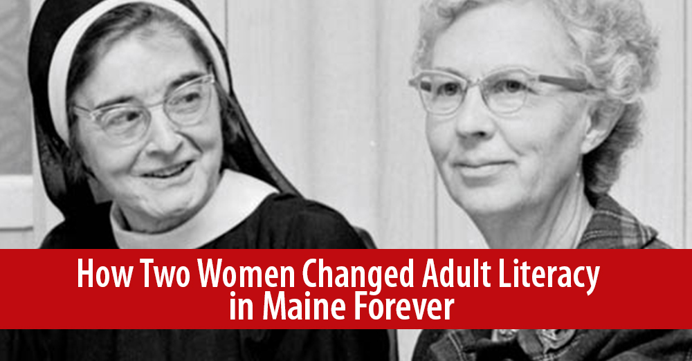 How Two Women Changed Adult Literacy in Maine Forever