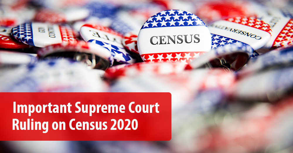 Important Supreme Court Ruling on Census 2020