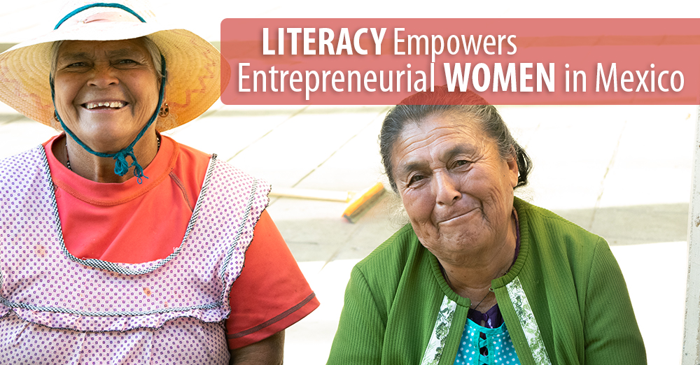 Women's Empowerment Through Literacy