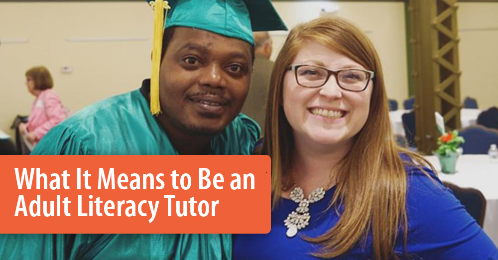 What It Means to Be an Adult Literacy Tutor