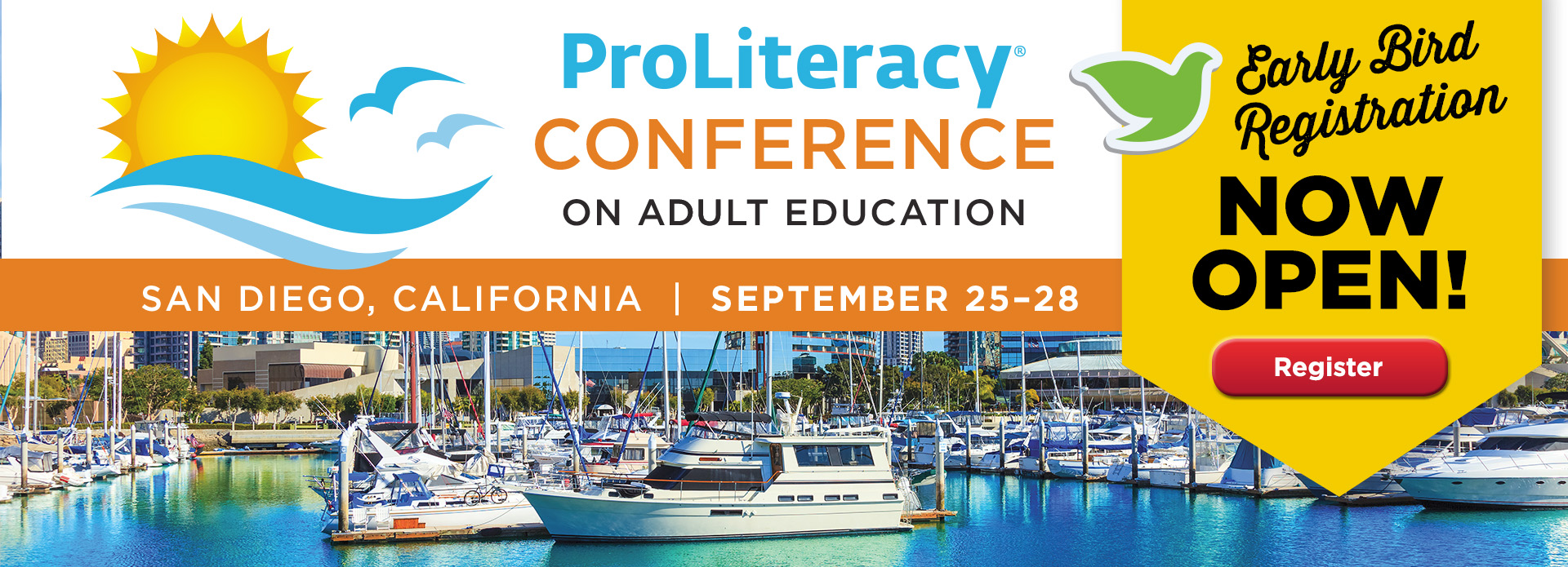 2019 ProLiteracy Conference on Adutl Education