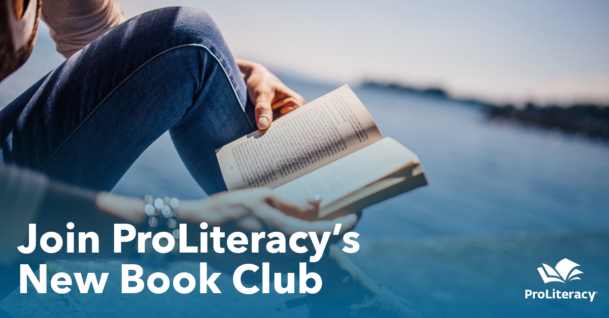Join ProLiteracy's New Book Club
