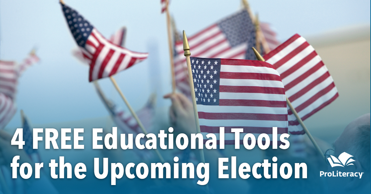 4 FREE Educational Tools for the Upcoming Election