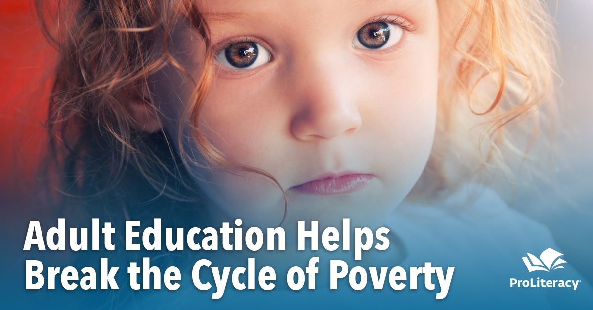 Adult Education Helps Break the Cycle of Poverty