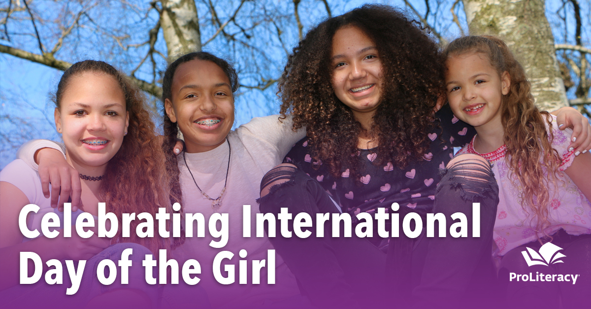 Celebrating International Day of the Girl