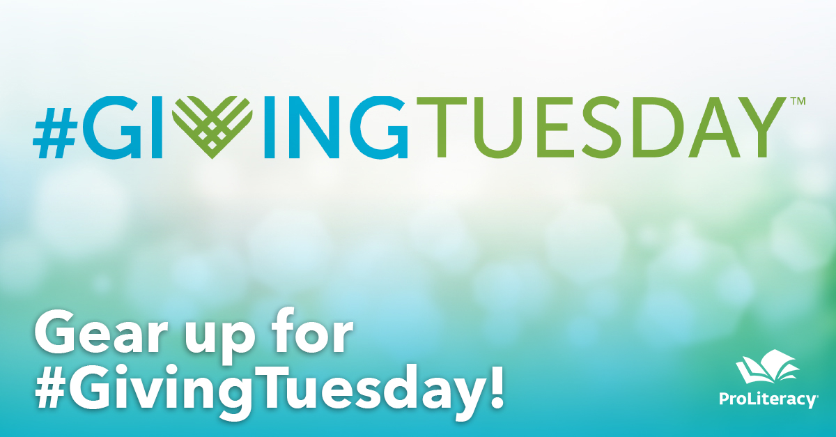 Gear up for #GivingTuesday!
