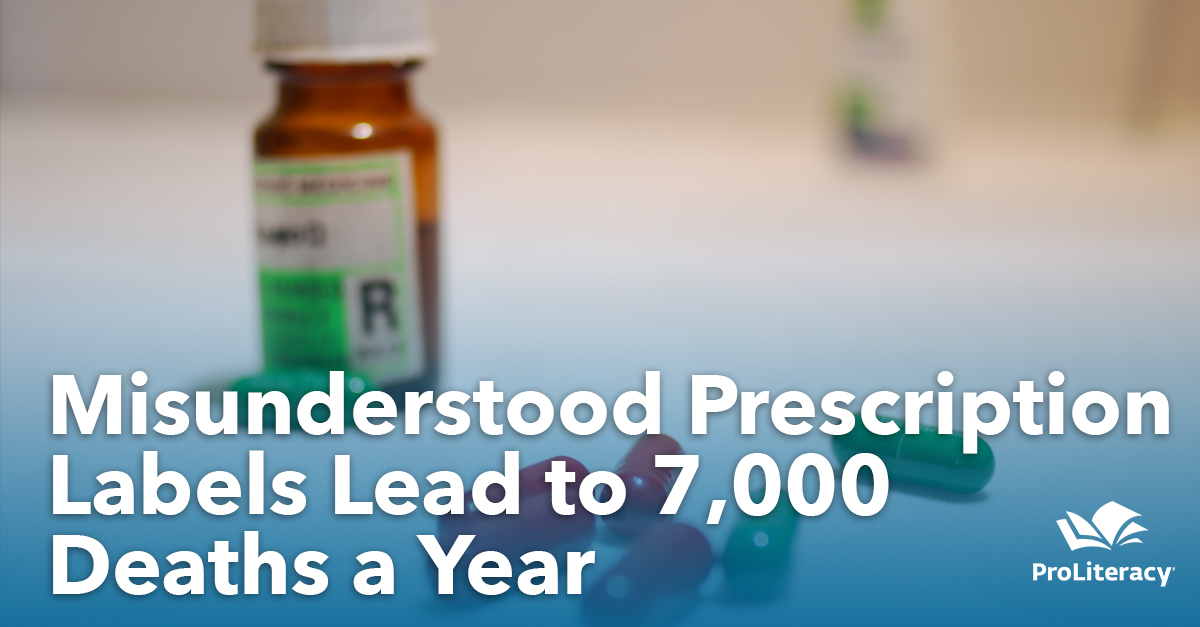 Misunderstood Prescription Labels Lead to 7,000 Deaths a Year