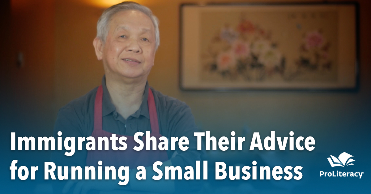 Immigrants Share Their Advice for Running a Small Business