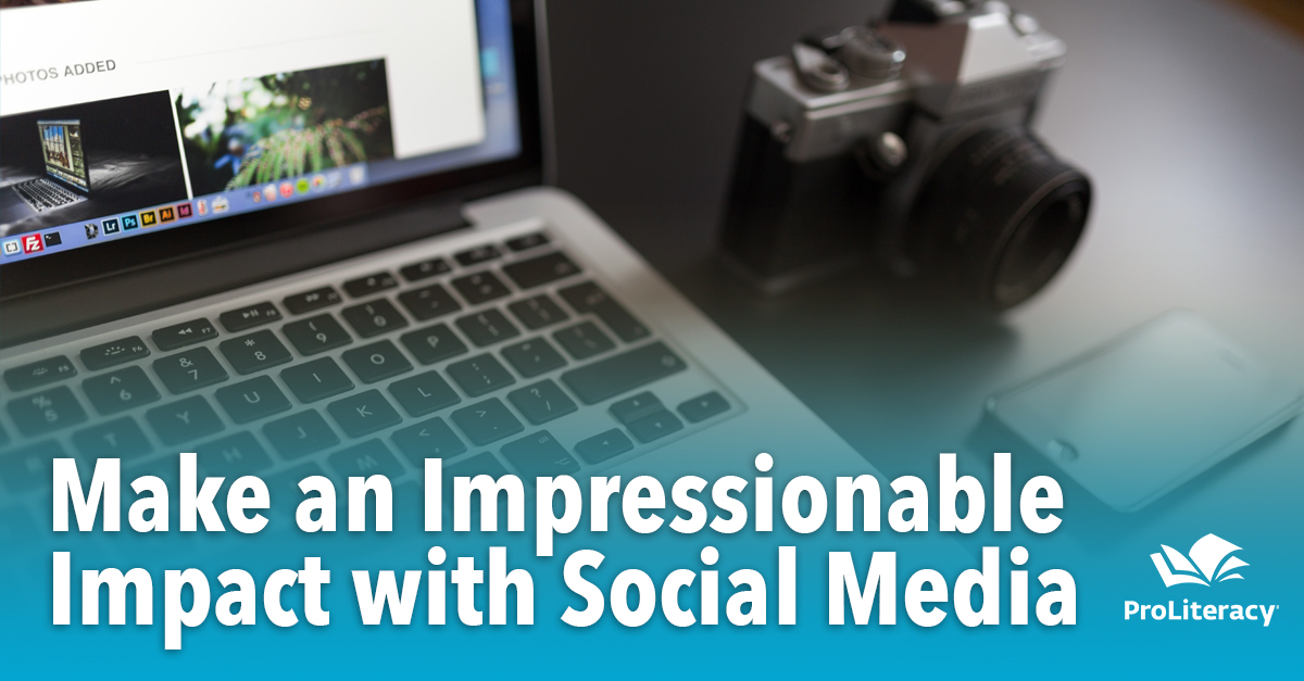 Make an Impressionable Impact with Social Media