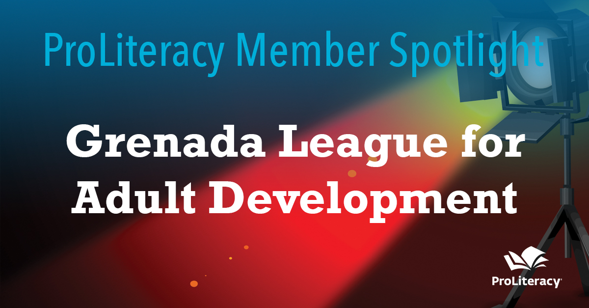 ProLiteracy Member Spotlight: Grenada League for Adult Development