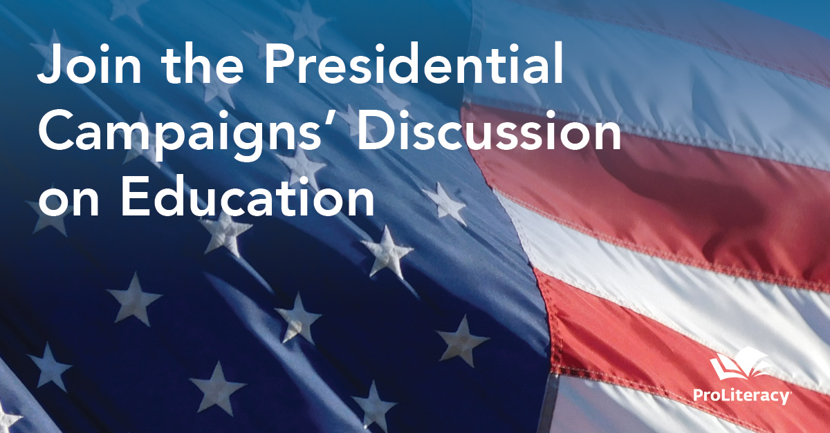 Committee for Education Funding Presidential Forum