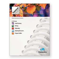 ProLiteracy Notebook