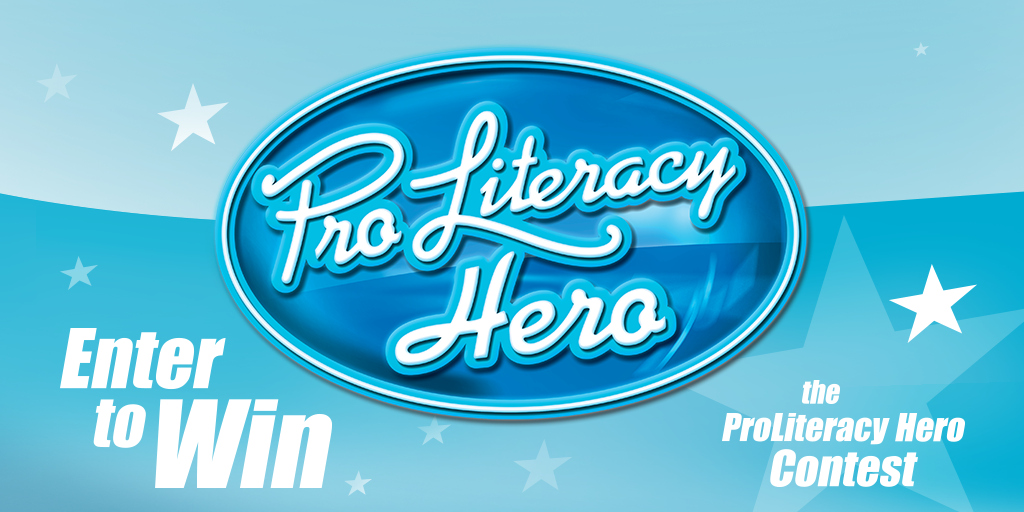 ProLiteracy Launches Global Literacy Hero Contest to Raise Awareness of Adult Literacy