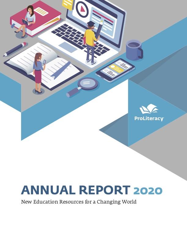 ProLiteracy Annual Report