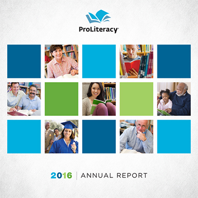 2016 ProLiteracy Annual Report