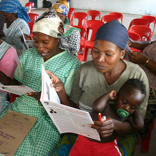 African Women_s Literacy _ Economic Empowerment