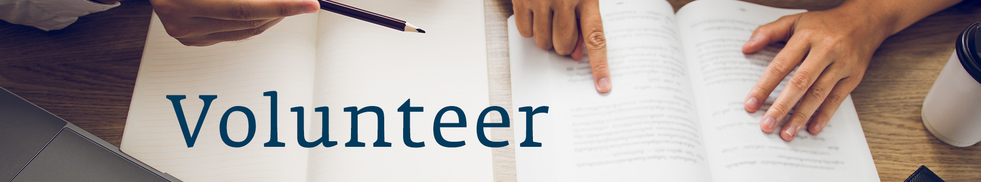Become an Adult Literacy Volunteer